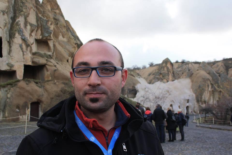 Kapadokya Rehberi Ali Okan TOPUZ