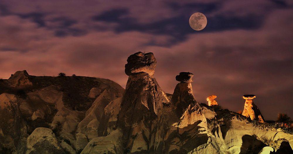 Kapadokya Dolunay Turları